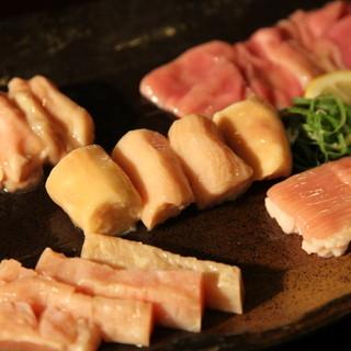 お肉屋さん直営新鮮な国産ホルモン☆