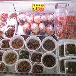 ワタナベ鶏肉店 - こちらもお惣菜♪(09/11)