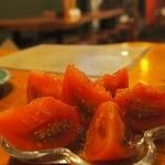 MARUICHI - ●冷やしトマト300円