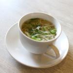 マナカマナ - 料理写真:スープ☆