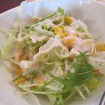 ガネーシャ - サラダ