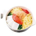 道とん堀 - もち明太子チーズ