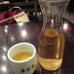 韓国旬彩料理 妻家房 - お茶