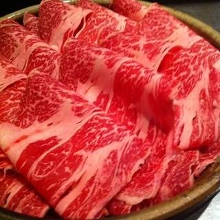 店主の厳選したお肉をご提供!