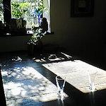 サロン・ド・カモシタ - 大きなテーブル席