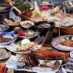 小田原 海の幸 山の恵 味乃魚隆 - 料理写真:大将お任せコース