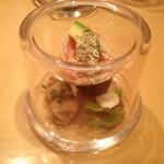 Shunjuuyurari - 前菜4種盛り合わせ