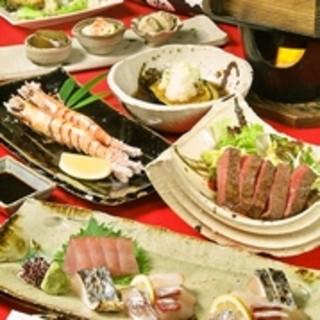厳選食材をリーズナブルにお楽しみください。