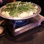 motsunabeshimizu - もつ鍋(赤)