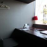 焼肉のMr.青木 - ガラス仕切りの個室