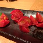 宵の月 - フルーツトマト