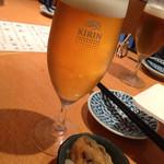 宵の月 - 生ビール