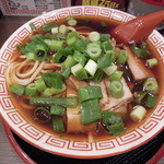 麺屋7.5Hz - 中華そば(中盛)