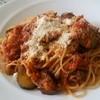 集いの場 - 料理写真:スパゲティボロネ―ズ 本日は春らしく筍が入ってます