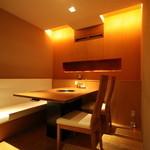 祇をん焼肉 茂  - 1階個室