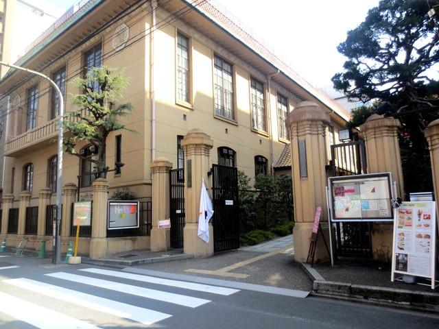 前田珈琲 明倫店 - 京都芸術センター(1993年閉校、明倫小学校)
