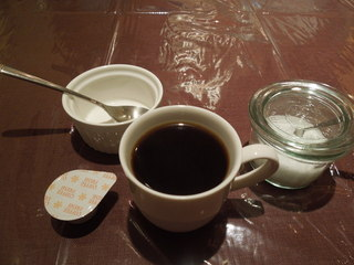 ぽわぶる - 食後のコーヒー