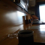 ありんこ - カウンター席