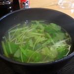 ありんこ - 味噌汁