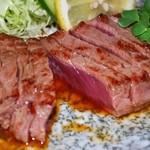 ミートショップ とりよし - 国産馬肉サーロインステーキ