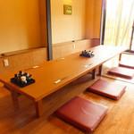 炉ばた 十介 - 座敷(テーブル):5~6名様 6部屋