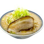 伏竜 - 料理写真:伏竜らーめん(並)
