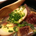 自然食×個室居酒屋 喜楽 品川 - 梅山豚のトロトロ角煮