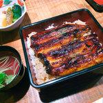 活鰻 三味 - 料理写真: