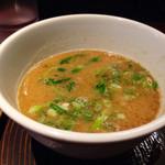 麺屋まる - つけ麺/つけ汁