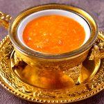 フカヒレと蟹肉入りとろみスープ 塩味