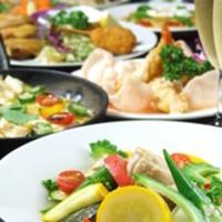 TEBA - バケット食放&樽生ワイン付2H飲放 スペインバルコース