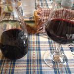 キャセロール - 赤ワイン