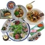 紀八寿司 - 4680円コース