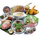 紀八寿司 - 6980円コース