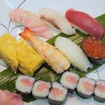紀八寿司 - 上にぎり