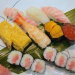 紀八寿司 - 特上にぎり