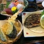 しのえもん - 料理写真:三種盛り 1000円