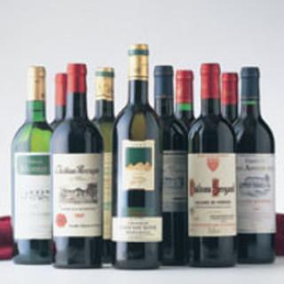 【厳選ワイン】鉄板料理と相性抜群のワインをご用意☆★