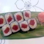 紀八寿司 - 鉄火巻