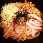 三ツ矢堂製麺 - まぜそば(中盛り)