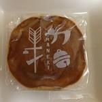 鉢の木 - 2014/3/30 まねきもち 210円(まねき焼きではありません)