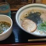 麺屋 無双 - 2014年4月つけ麺熱もり(750円)