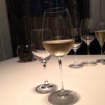 ル ポン ド シエル - 白ワイン
