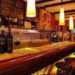 スペイン料理&BAR アモール・デ・ガウディ - カウンターで気軽に♪