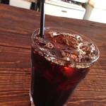 チャタンコーヒー カフェストリート - アイスコーヒー