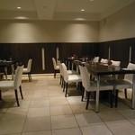 和楽 - テーブル席 予約でいっぱい