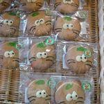 ベーカリーもみの木 - 料理写真:むじなもんクッキー(¥125)