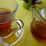ビストロ&米沢牛 西山亭 - 紅茶