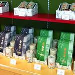 MAIKO茶ブティック - 物販コーナー
