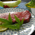 八千代 - 松阪肉ステーキ・ランチ